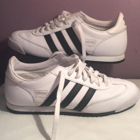 Adidas zapatos 85 Dragon whtblk poshmark
